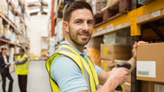 Broker Forwarder Warehouse and Purchase Order Management