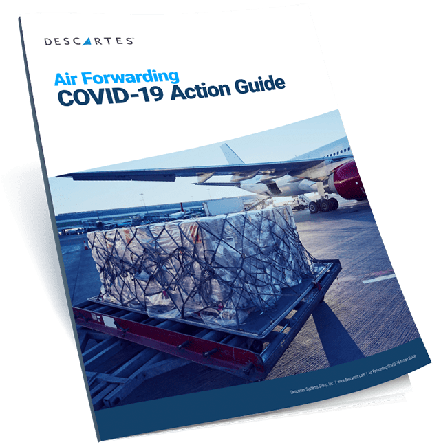 Air Forwarders Action Guide for COVID-19 cover image